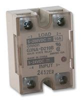 Realy Omron G3na D210b Dc5 24 By Omz g3na d210b 5 24dc omron industrial automation ssr 10a farnell element14
