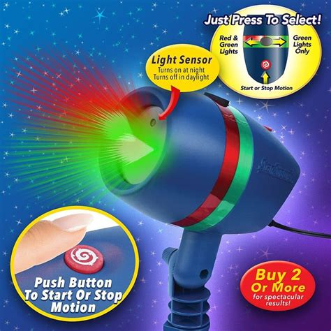 star shower motion laser light star shower motion laser light review yard inflatable life
