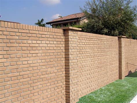 cornici muro foto muri pilastri e cornici in mattoni di orlando