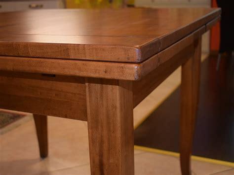 costruzione tavolo in legno tavolo in legno allungabile quadrato