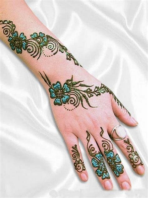 modern henna tattoo designs and unique henna designs 2015