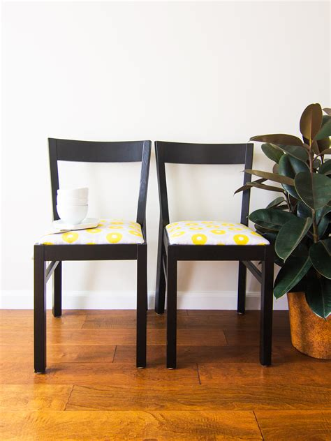 Upholstering Dining Room Chairs diy upholstered dining room chairs sarah hearts