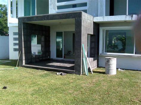 imagenes de fachadas minimalistas con cantera foto fachada de cantera de construcciones y mantenimiento