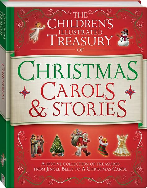 Illustrated Treasury Of Bible Stories 1 illustrated treasury of carols and stories treasuries picture storybooks