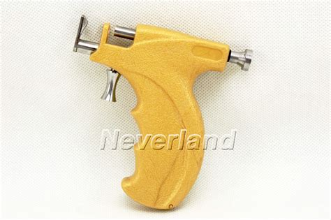 professional ear piercing gun tool body pierce instrument