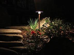 led lighting outdoor lighting and landscape lighting in