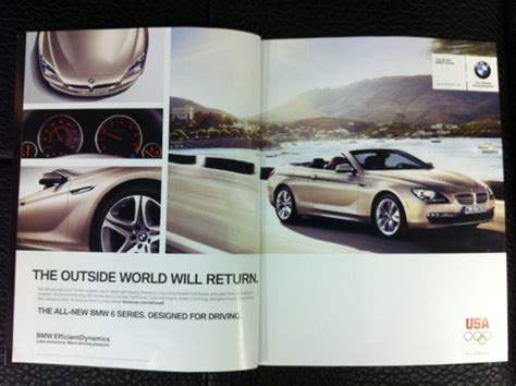 bmw magazine ads bmw magazine ad images