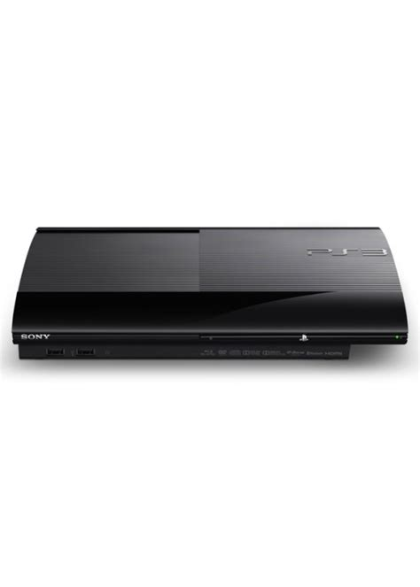 ps3 console 12gb sony playstation 3 slim console 2013 edition 12gb
