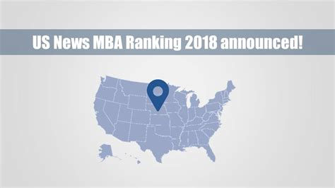 Us News Mba Rankings 2017 by Gmat