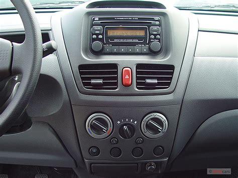 Panel Frame Suzuki Aerio Original Suzuki image 2003 suzuki aerio 4 door sedan s 2 0l manual instrument panel size 640 x 480 type gif