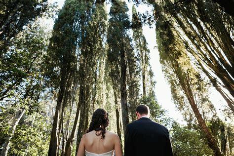 Wedding In by A Forest Wedding