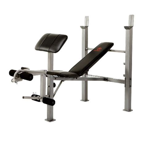 Marcy Classic Bench marcy classic standard bench with arm curl debrammthomas
