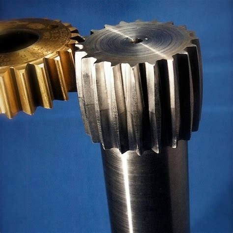 reduce gear noise  misalignment problems  crowning
