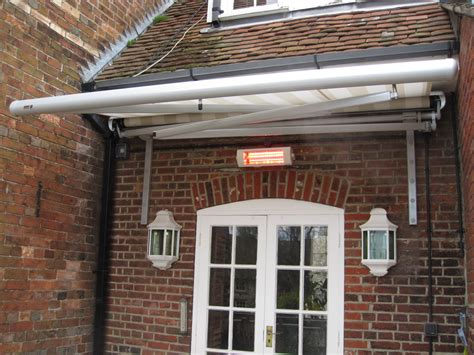 Electric Awnings Uk by Electric Awning On Poole Dorset Floor Deck Alfresco365