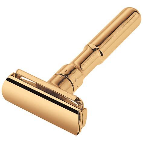 merkur futur adjustable double edge safety razor merkur futur adjustable safety razor with 24k gold plated