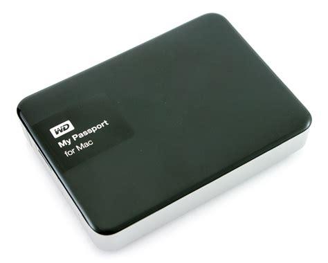 format my passport external hard drive mac wd my passport for mac review storagereview com
