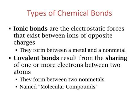bonding in chemicals vels ppt ppt types of chemical bonds powerpoint presentation id