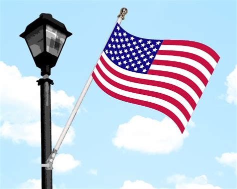 light for flag at light pole flags pole flag sets with
