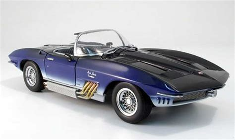 chevrolet corvette shark mako 1961 autoart coches
