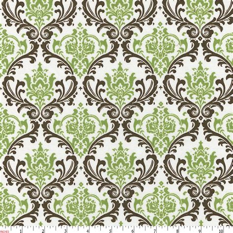 upholstery fabric damask sage damask fabric by the yard green fabric carousel