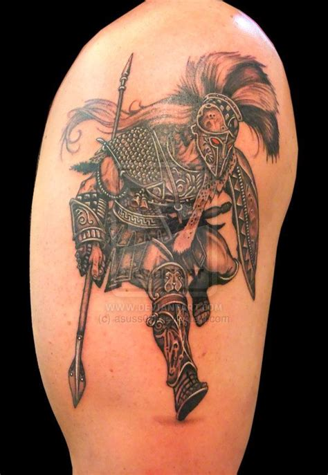 ares god of war tattoo 12 best tattoos ideas images on ideas