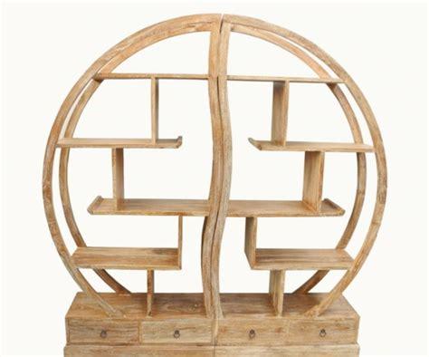 Raumteiler Regal Holz by 30 Raumteiler Ideen Aus Holz