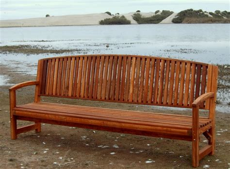 redwood benches redwood bench with contoured seating forever redwood