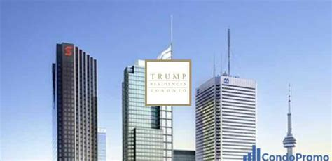 trump residences trump residences toronto by talon international