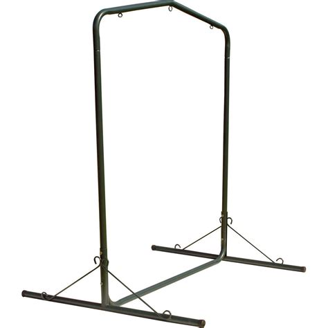 how to make a swing stand green metal swing stand on sale swslg