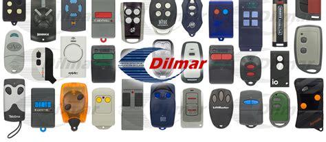 mando cochera dilmar especialistas en duplicado de llaves y mandos