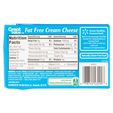 calories in light cream cheese nutrition facts of cream cheese all the best cream in 2018