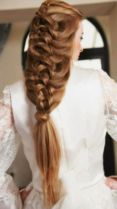 hairstyles for long hair knots 121 best images about trecce braiding flechten on
