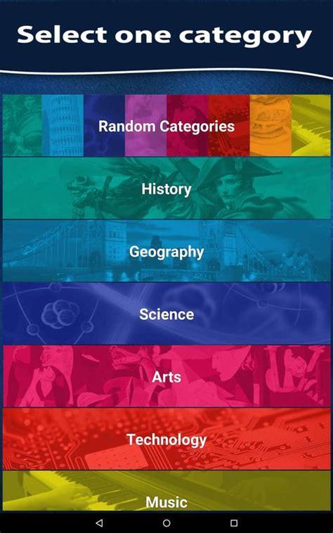 preguntas de conocimiento general juego el quiz del conocimiento descarga apk gratis preguntas y