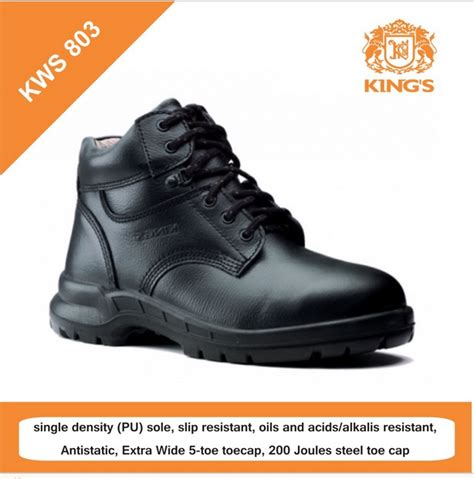 Safety Shoes Kws803 X kws803 safety shoe high cut 6 end 3 9 2019 4 04 pm