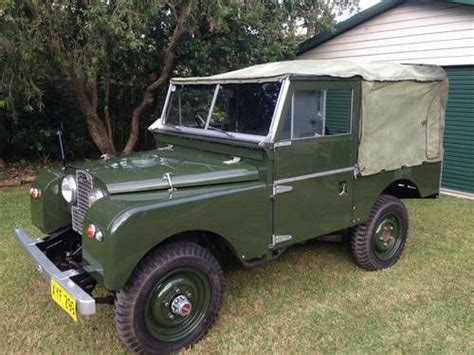 land rover for sale australia land rover series 1 located in australia for sale 1955