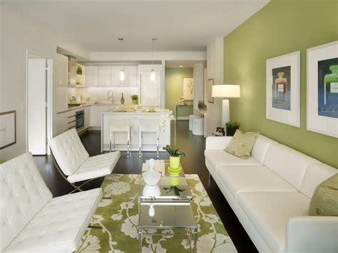 green wohnzimmer ideen wohnzimmer und k 252 che in einem raum gestaltungsideen