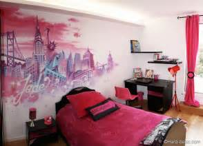 chambre new york deco
