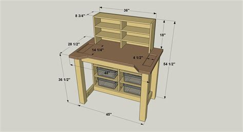 hobby bench plans hobby bench buildsomething com