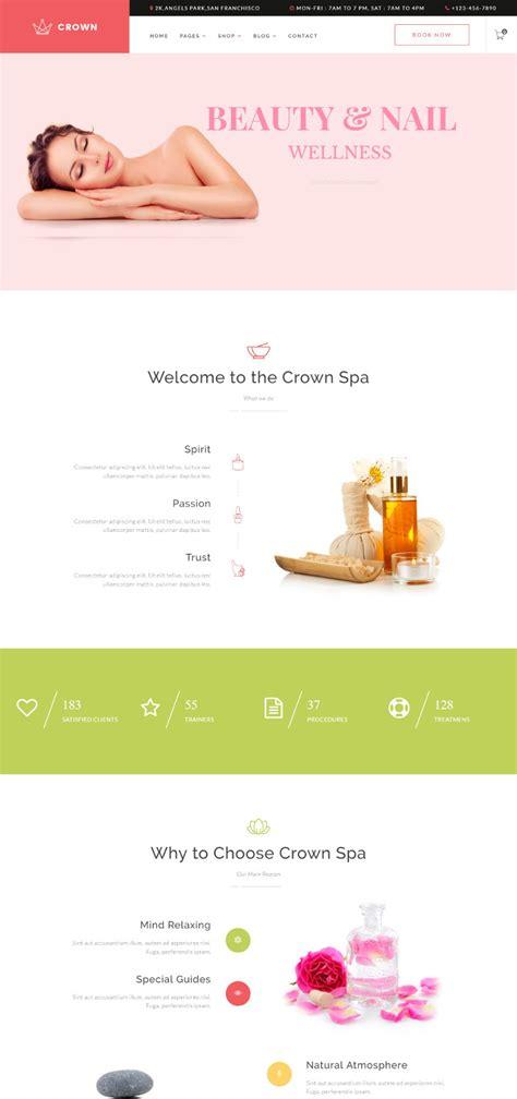 20 beautiful spa beauty salon wordpress themes 2018 charming beauty salon and spa wordpress themes 2018