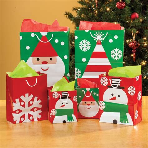 value gift bags set of 10