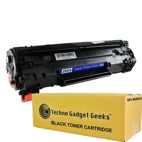 Toner Hp Laserjet P1102 Veneta techno gadget geeks ce285a toner cartridge for hp printer