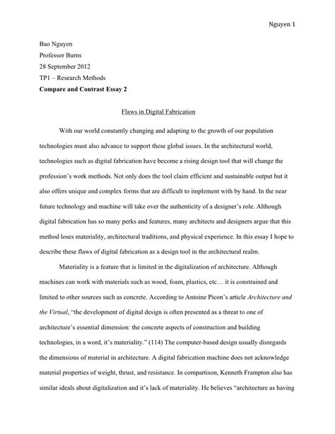 how to write paper how to write an essay