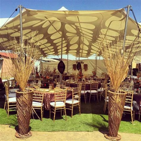 traditional decor 31 best images about zulu wedding on pinterest
