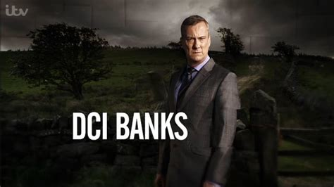 dci banks michael jibson