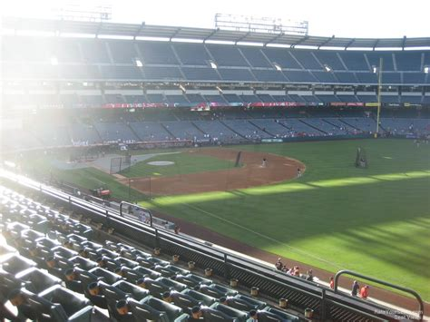 section 8 anaheim angel stadium section 345 rateyourseats com