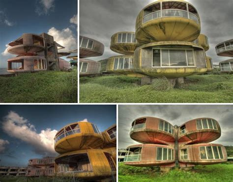 ufo house 6 ghost towns and abandoned cities of asia