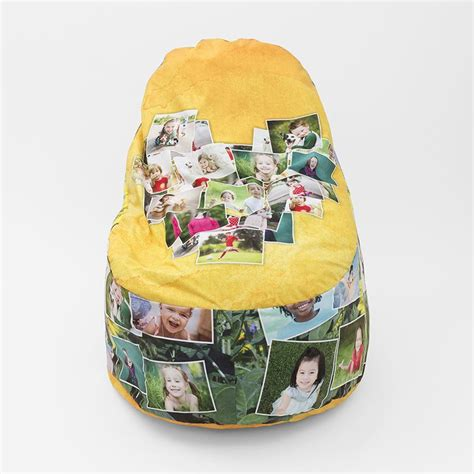 custom bean bag chairs custom bean bags with photos personalized bean bag chairs