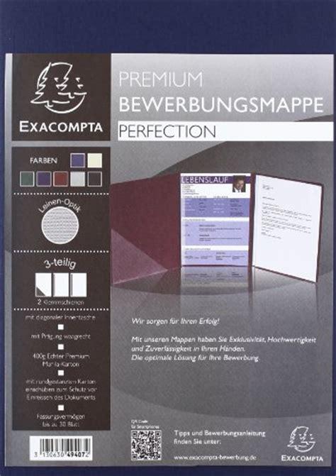 Bewerbungsmappe Exacompta B 252 Robedarf Schreibwaren Mappen Sammler Produkte