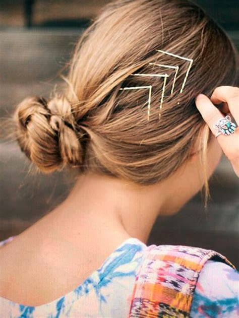 Hairstyles With Bobby Pins by Stylish Hairstyles 20 Bobby Pins Ideas Trendsurvivor