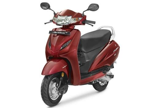 list of honda scooty 2017 honda activa 4g launched bikedekho